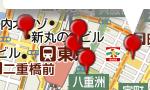 東京八ツ橋マップ